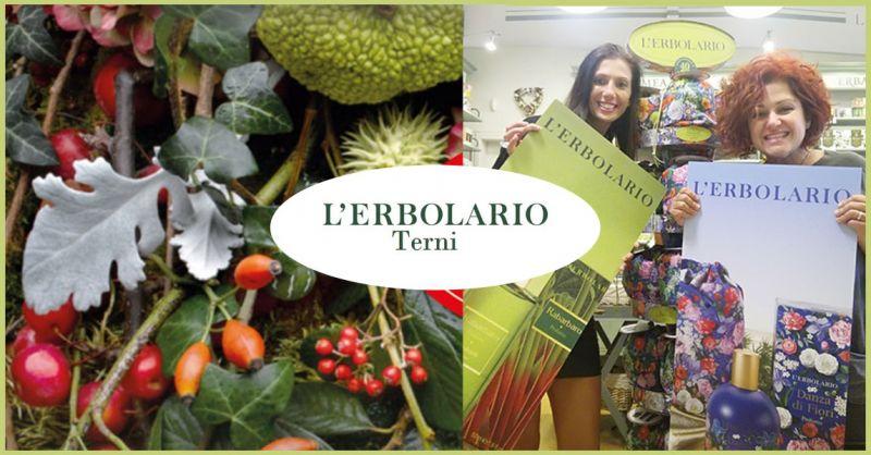 L'Erbolario Terni offerta prodotti di bellezza naturali - occasione cosmetici bio erboristeria
