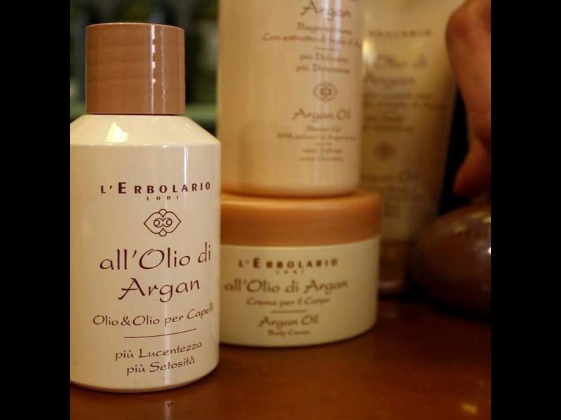olio di argan per capelli-olio di argan per corpo