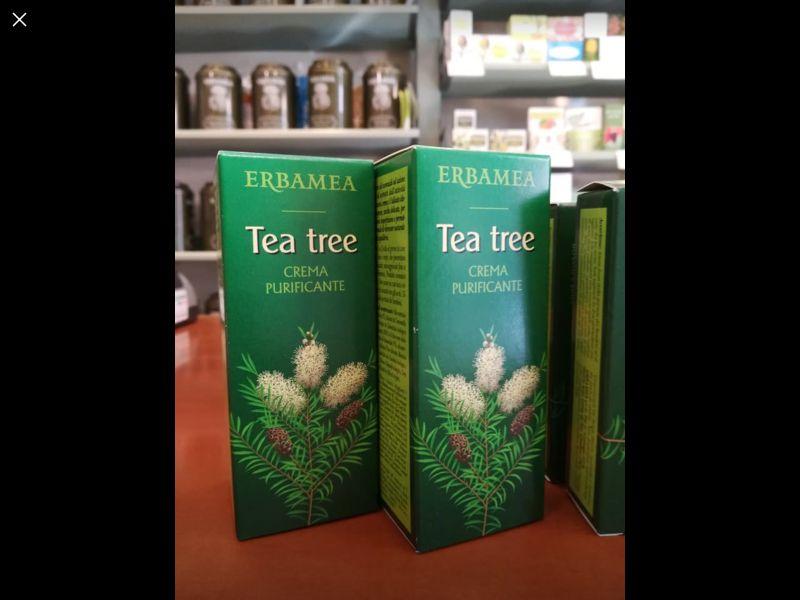 offerta crema viso Tea tree-promozione crema viso Tea tree