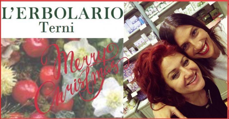 L'Erbolario Terni offerta vendita prodotti benessere uomo donna - occasione acquisti natalizi