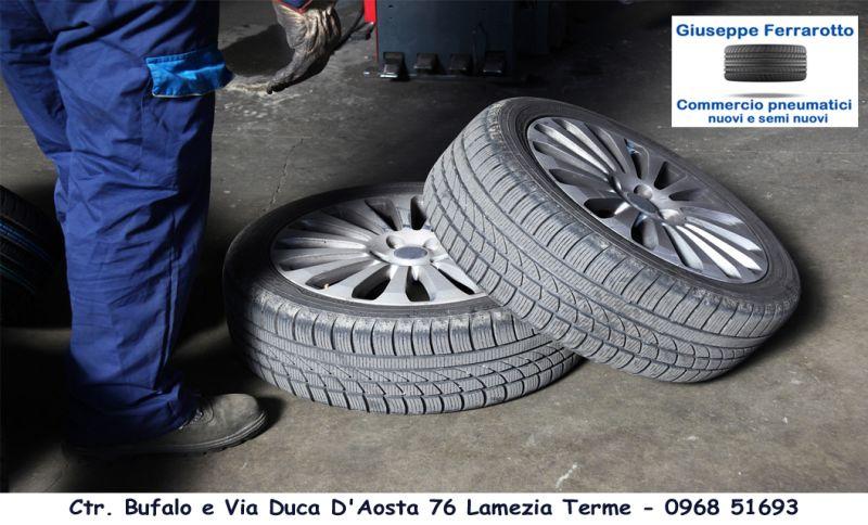 Offerta pneumatici ricostruiti automobili catanzaro - manutenzione gomme rigenerate lamezia