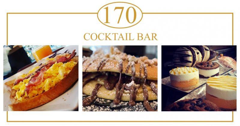 170 Bar Quartu - offerta migliore locale dove fare colazione dolce o salata