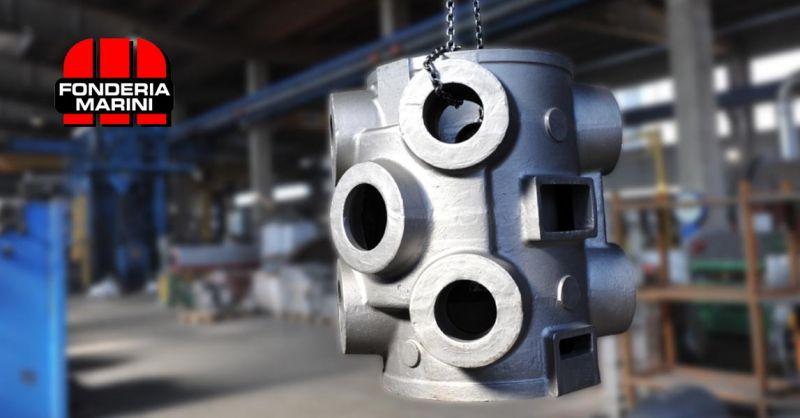 Offre Production de pièces moulées fabriquées en Italie - Pièces moulées en fonte grise Italie