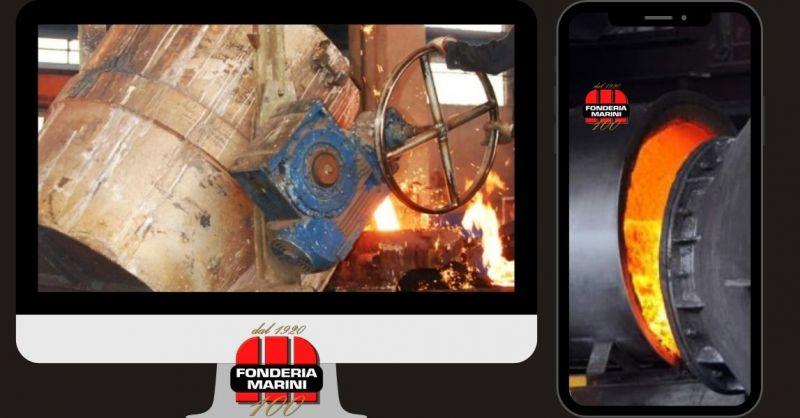 FONDERIA MARINI - Find an Italian foundry specialising in spheroidal cast iron casting