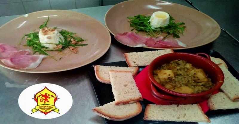 Temple bar offerta pranzo - occasione menu fisso