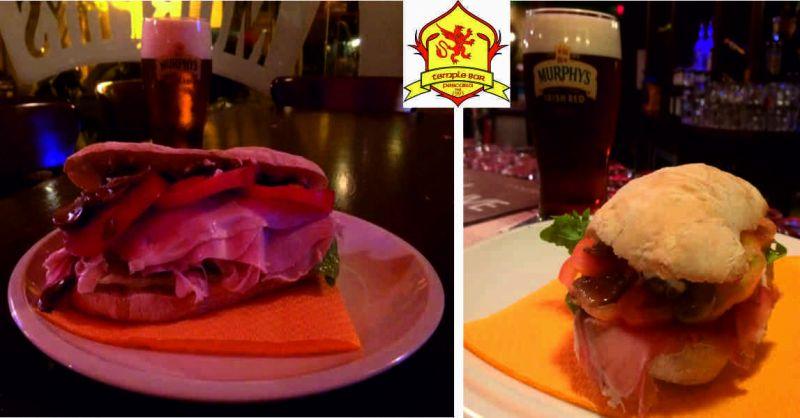 Temple bar offerta birre - occasione pub Pescara