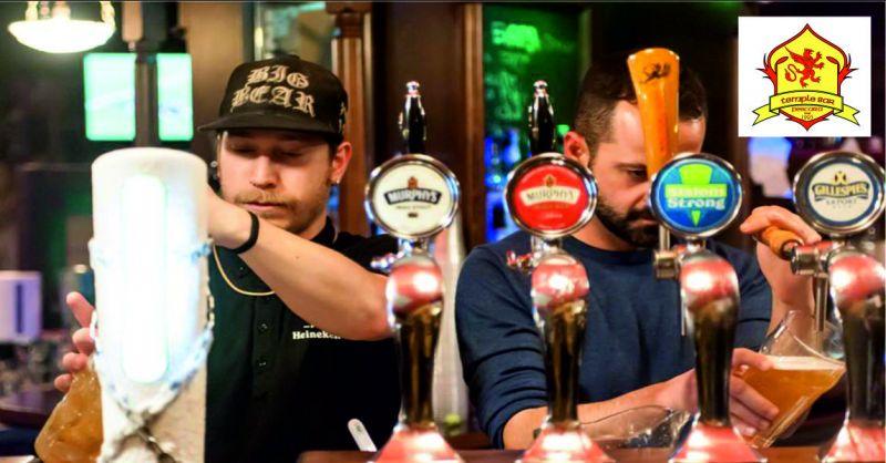 Temple bar offerta irish pub - occasione pranzo a menu fisso pescara