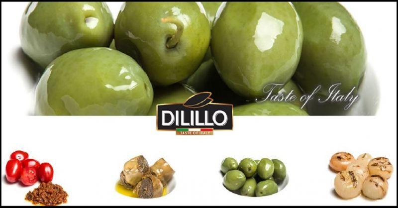 La Dilillo Food offerta produzione gastronomia made italy - occasione vendita olive cerignola