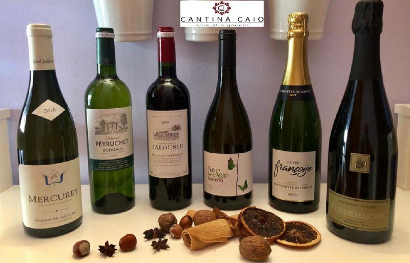 Trova i migliori vini francesi e Champagne in vendita nell' enoteche a Novara