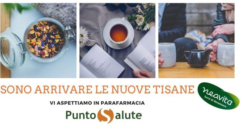 Offerta tisane naturali NEAVITA TISANE a Novara – occasione infusi naturali termos NEAVITA TISANE a Novara