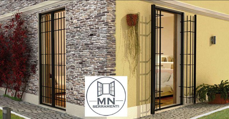 offerta vendita e installazione persiane e porte blindate Novara