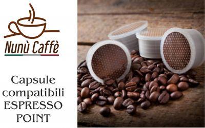 offerta vendita capsule compatibili espresso point occasione capsule compatibili nunu caffe
