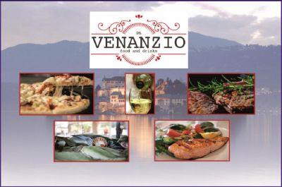 offerta ristorante menu di terra e pizzeria con vista lago ristorante da venanzio