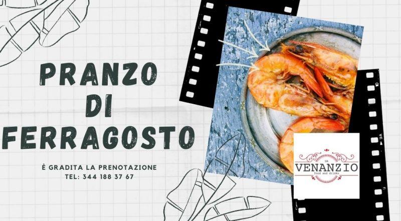 Occasione ristorante con menù per ferragosto a Novara e Vercelli -  Offerta ristorante sul lago d Orta con giardino a a Novara e Vercelli