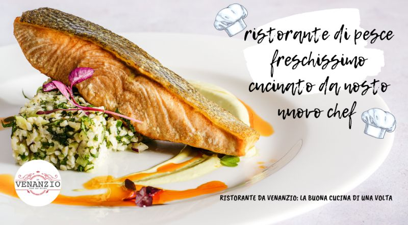 Occasione ristorante di pesce con posti all'esterno sulle sonde del lago a Vercelli a Novara – Offerta ristorante di pesce di lago con esterno a Vercelli a Novara
