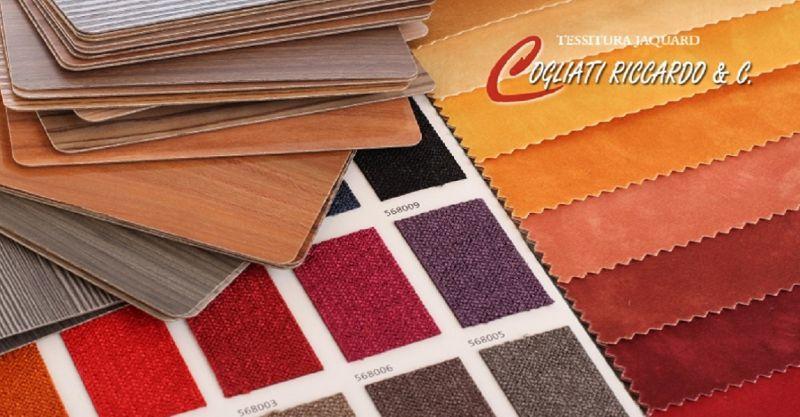 TESSITURA COGLIATI - promozione vendita e produzione tessuti all'ingrosso in Lombardia