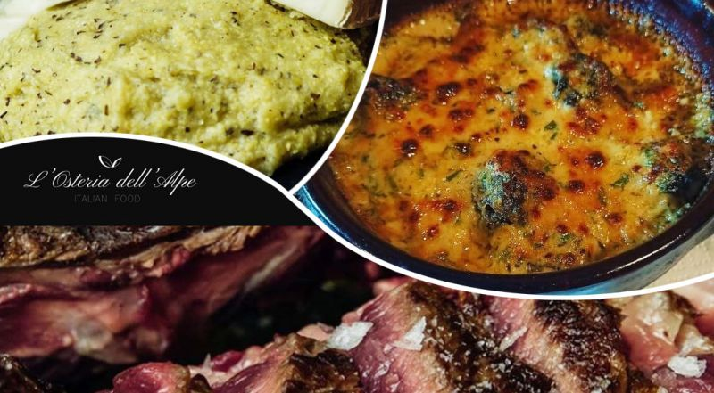 Offerta piatti tipici della cucina comasca - promozione ristorante cucina comasca