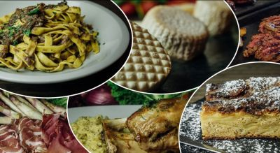offerta osteria piatti tipici di montagna promozione osteria specialita della valtellina