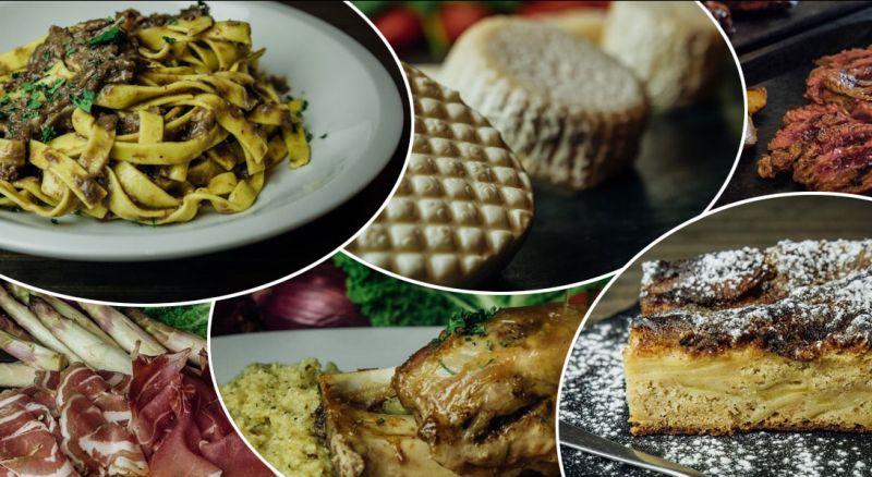 Offerta osteria piatti tipici di montagna – promozione osteria specialità della Valtellina