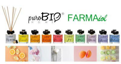 farmaiol parafarmacia silanus offerta fragranze naturali biologiche purobio home