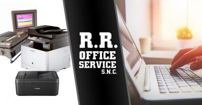 rr office service offerta migliori marchi computer fotocopiatrici marsala