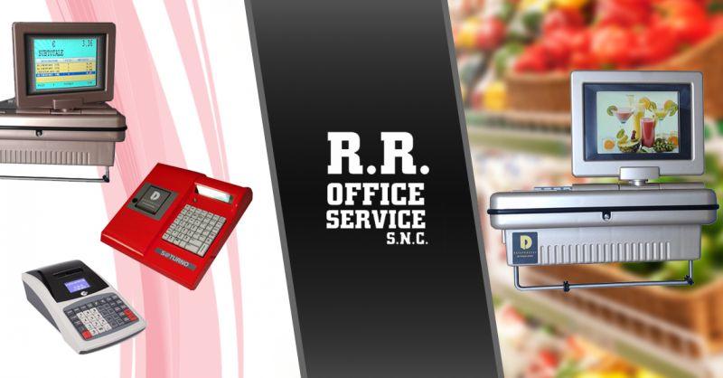 R.R. OFFICE SERVICE offerta vendita assistenza registratori di cassa marsala