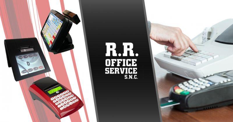 R.R. OFFICE SERVICE offerta vendita assistenza misuratori fiscali marsala