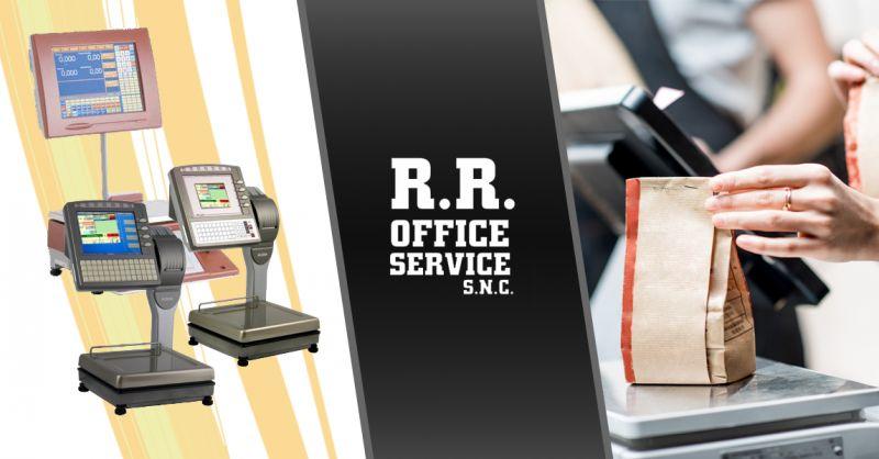R.R. OFFICE SERVICE vendita assistenza bilance elettroniche marsala