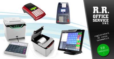 r r office service offerta incentivi registratore cassa telematico marsala