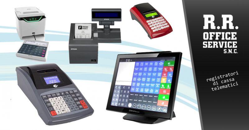 R.R. OFFICE SERVICE - offerta incentivi registratore cassa telematico marsala