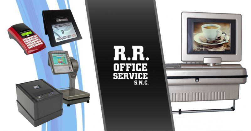 R.R. OFFICE SERVICE offerta registratori di cassa DTR DITRON DATAPROCESS marsala