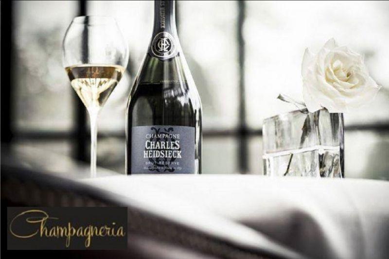 CHAMPAGNERIA & VINERIA offerta aperitivo con champagne trieste