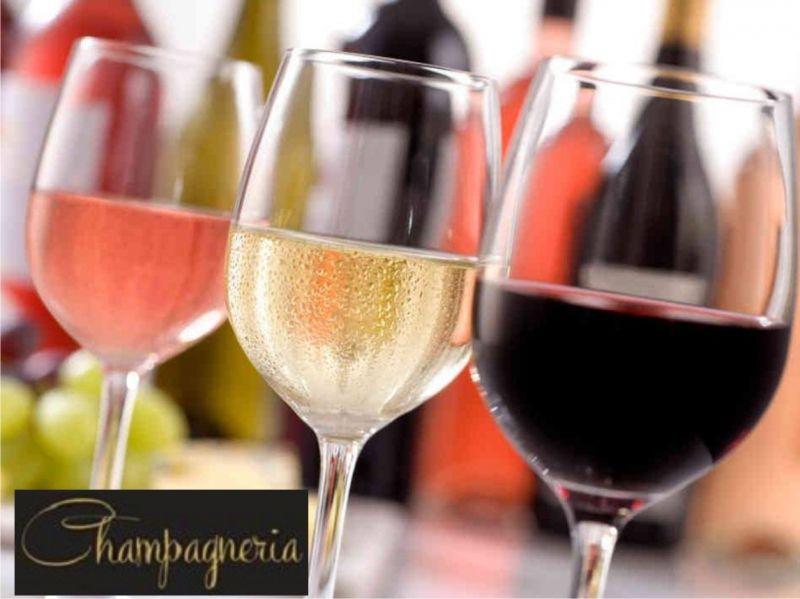 CHAMPAGNERIA & VINERIA offerta degustazione vino trieste