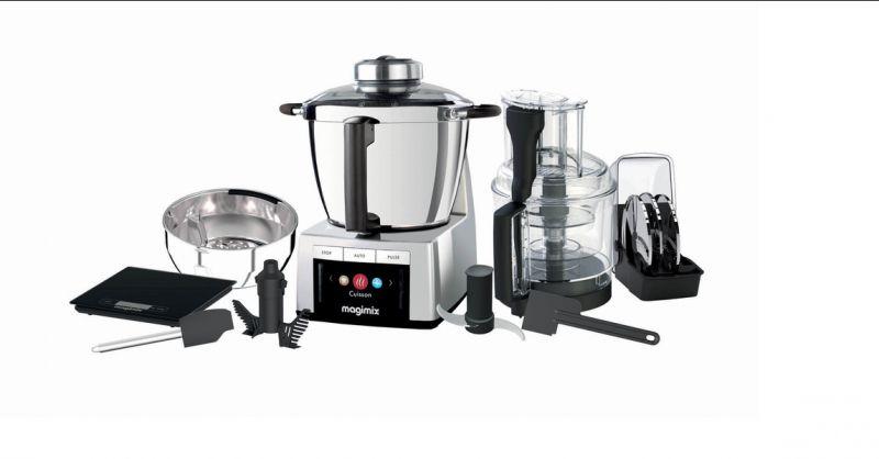OFFERTA COOKEXPERT MAGIMIX ROBOT CUCINARE CUCINA promozione elettrodomestici da cucina