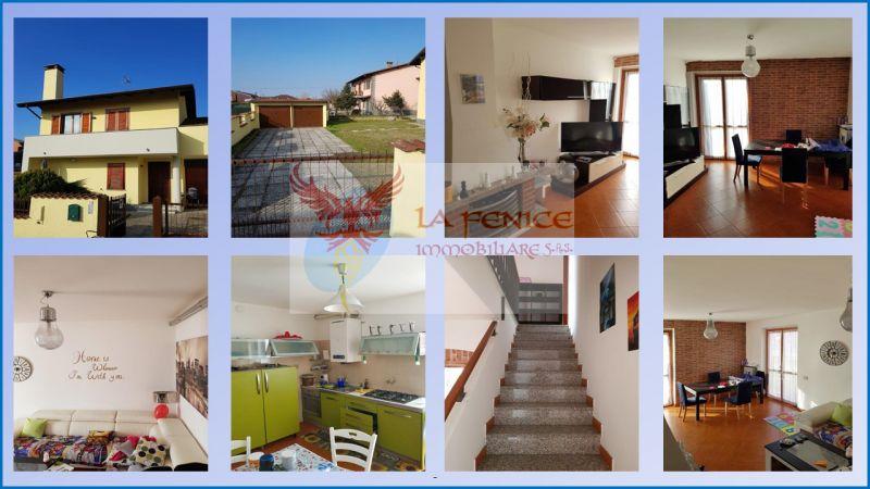 villa in affitto novara san nazzaro sesia giardino e 3 box La Fenice Immobiliare