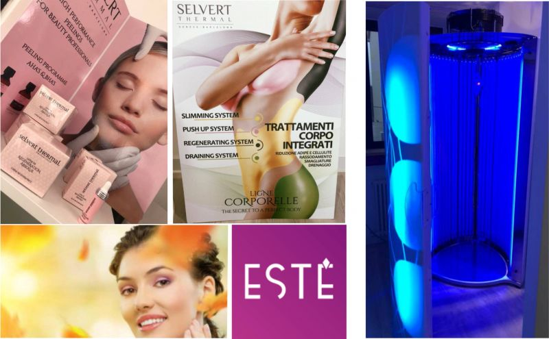offerta CENTRO ESTETICO POLVERIGI nail trattamenti viso e corpo epilazione massaggi solarium