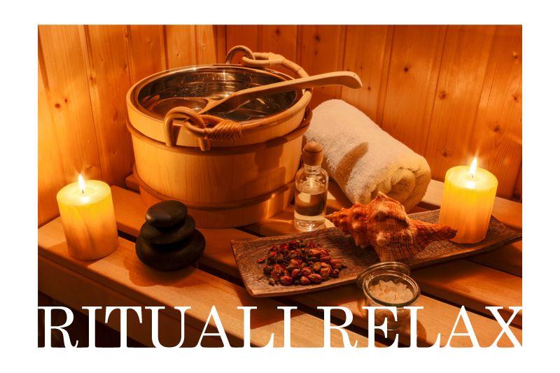 offerta percorso benessere hotel spa giulianova - promozione percorsi spa rituali relax teramo