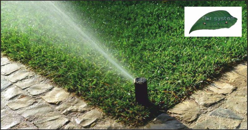 flor system offerta impianto d'irrigazione - occasione realizzazione giardini savona