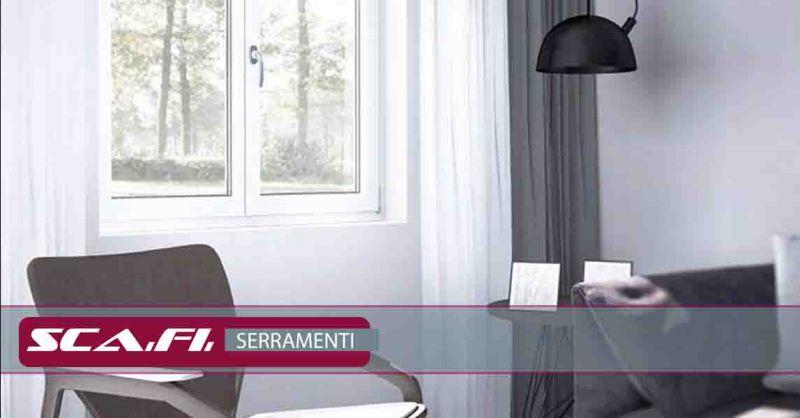 Offerta vendita Infissi in Legno Parma - Occasione montaggio Finestre in PVC Parma