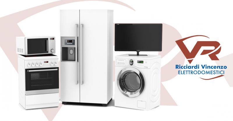 RICCIARDI VINCENZO offerta vendita e assistenza tecnica elettrodomestici salerno