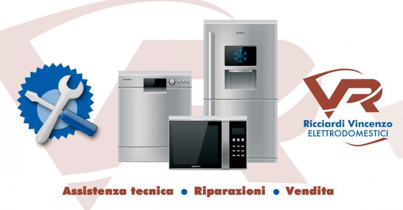 RICCIARDI VINCENZO- offerta riparazione elettrodomestici multimarca salerno