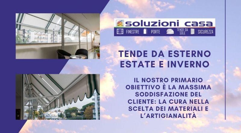 Vendita tende estate inverno a Novara – Occasione vendita tende artigianali da esterno a Novara