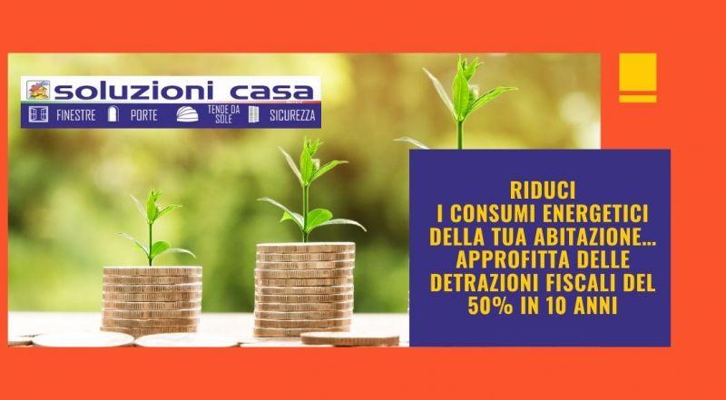 Offerta detrazione fiscale del 50% sulle ristrutturazioni cui consume energetici a Novara – Vendita agevolazioni fiscali per risparmio energetico a Novara