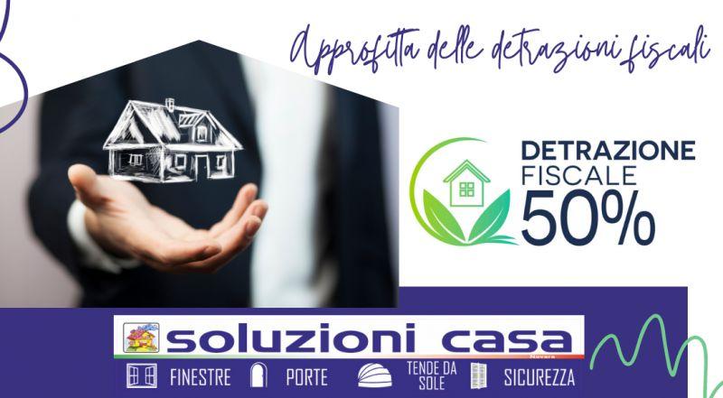 Offerta installazione tende da sole a Novara – offerta detrazioni fiscali a Novara