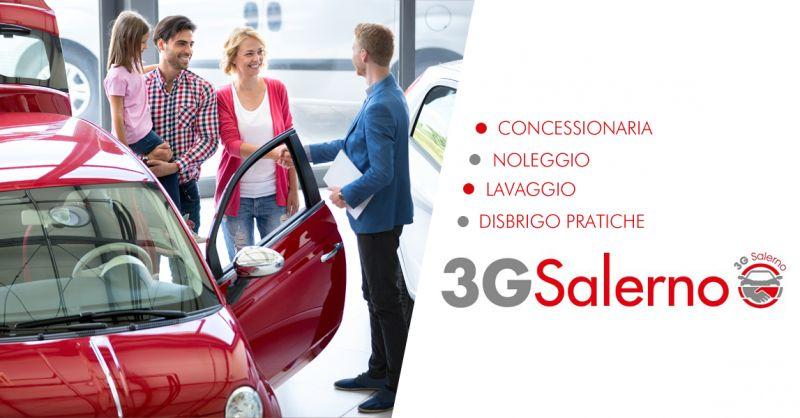 3G SALERNO offerta vendita auto usato garantito salerno