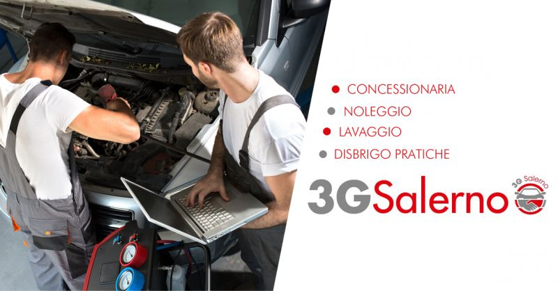 3G SALERNO offerta servizio revisione auto salerno - occasione servizio tagliando auto salerno