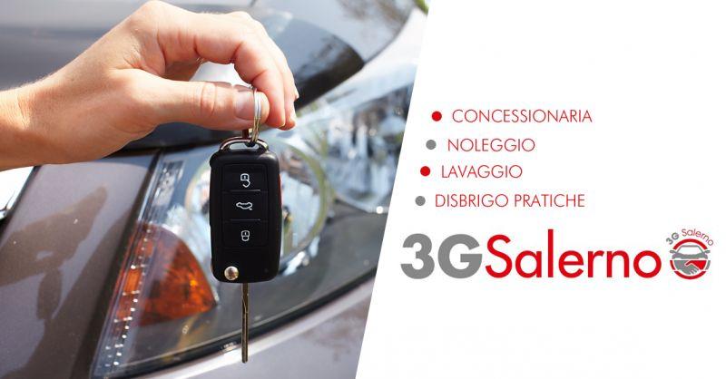 3G SALERNO - Offerta Vendita Auto Usate KM 0 Salerno