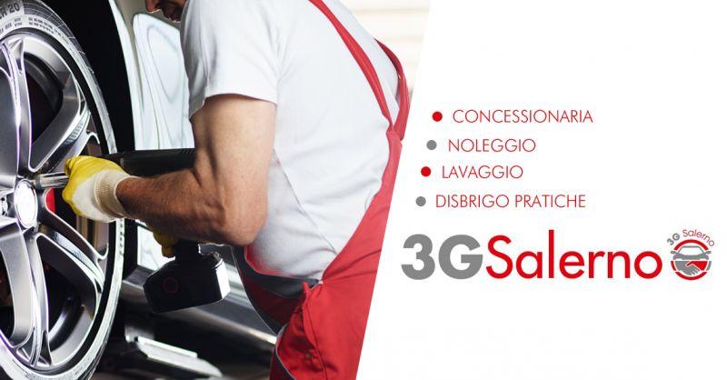 3G SALERNO - offerta centro convenzionato officine salerno