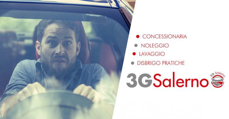 3G SALERNO - Offerta Servizio Gestione Pratiche Auto Assicurazioni Salerno