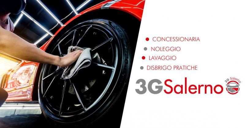 Offerta Lavaggio Auto Completo Salerno - Occasione Pulizia Tappezzerie Auto Salerno